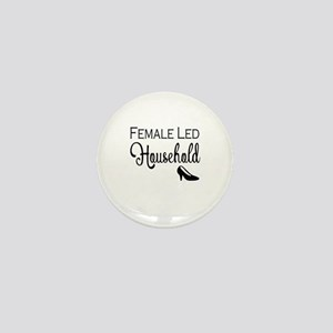 Female Led Household Mini Button